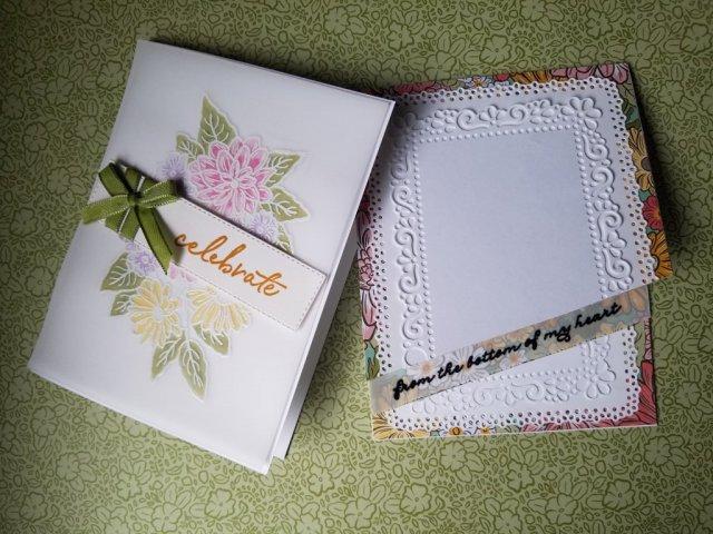 Ornate Garden Suite Alternative Card Designs